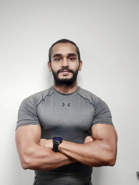 Vikram Somavanshi
