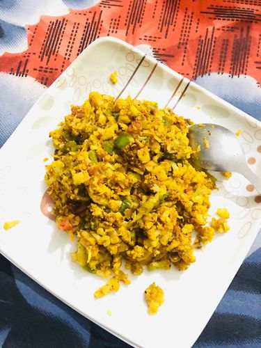 Cauliflower Poha