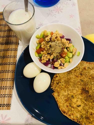 Protein rich dinner