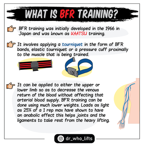 Guide to Blood Flow Restriction Training (BFR Training)