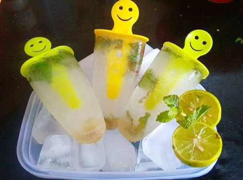 Lemonade candy