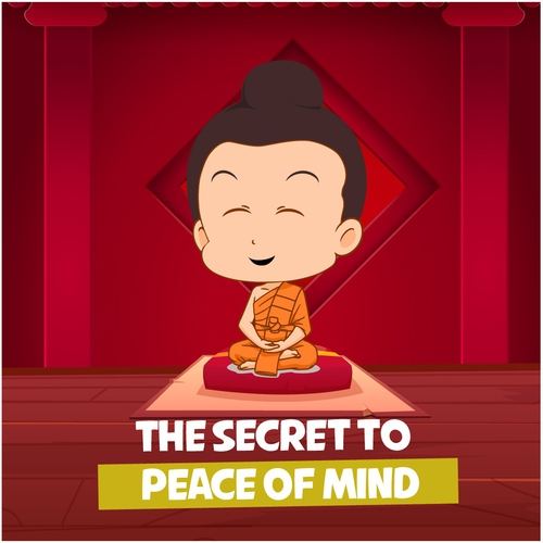 The Secret To Peace Of Mind