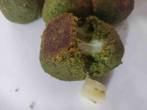 Hara Bhara Soya Cheese Ball