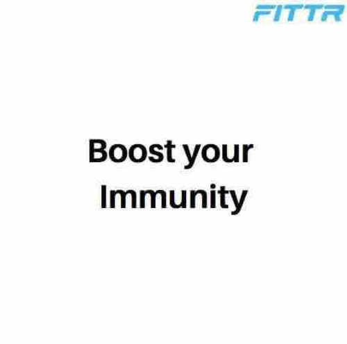 Can you boost your Immunity?