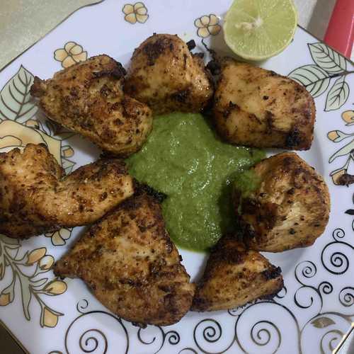 chicken breast tikka