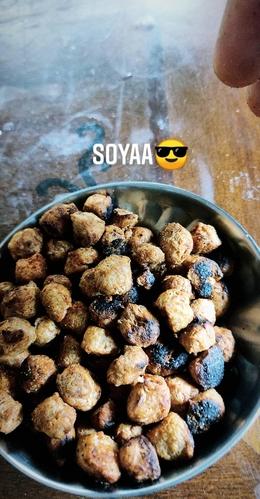 Roasted Soya
