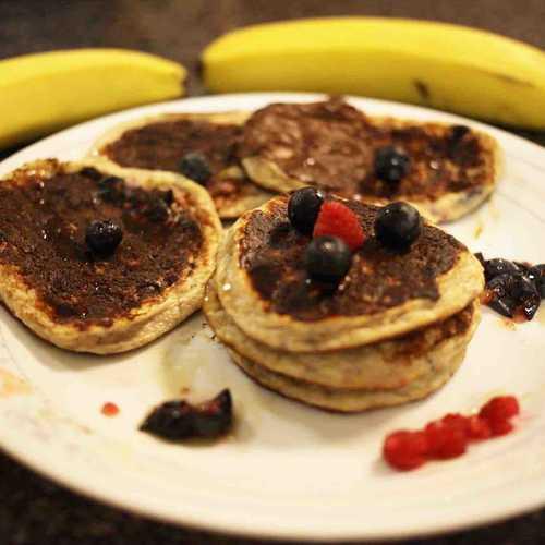 Protein Pancakes 😋