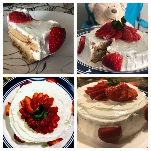wheat yogurt cake 🎂🍰