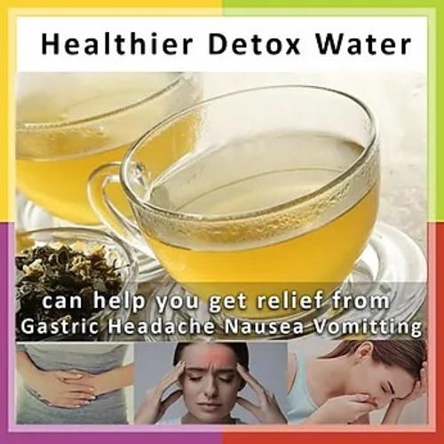 Healthier Detox Water
