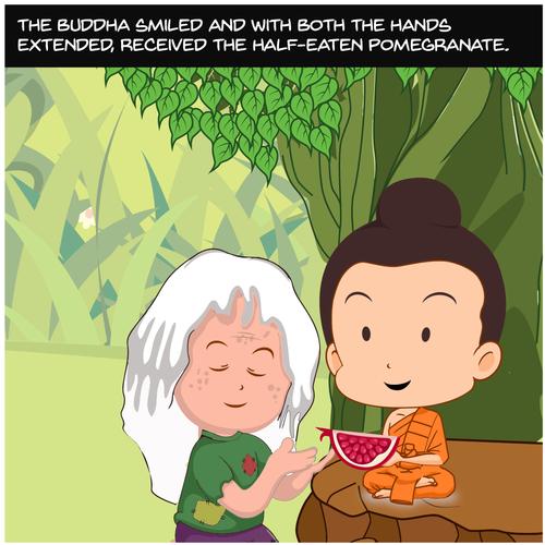 The Story of True Generosity