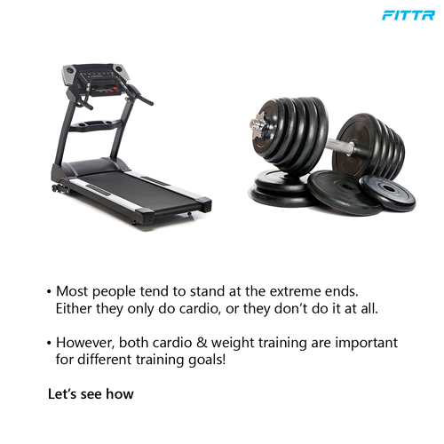 Cardio & Weight Training: Is one better than the other?