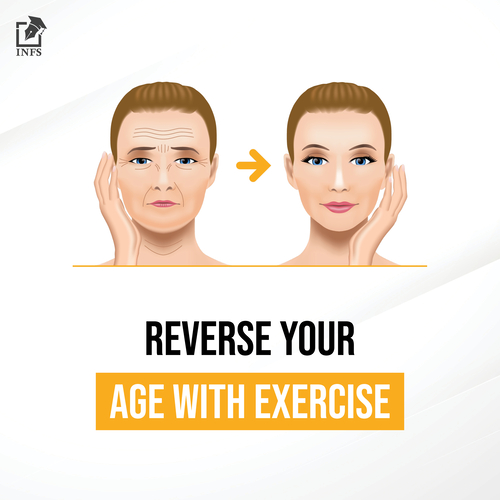 Reverse your age with exercise