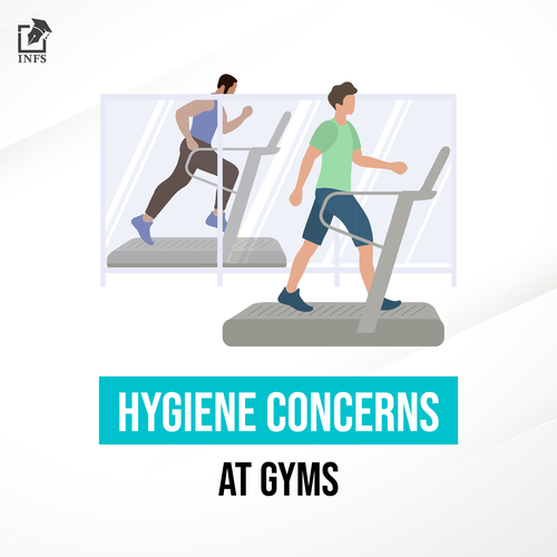 HYGIENE CONCERNS AT GYMS