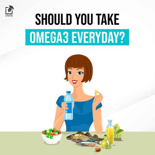 Should you take Omega3 everyday?