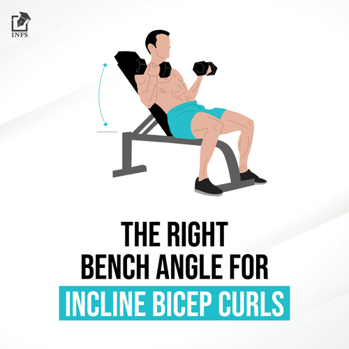 The Right Bench Angle for Incline Bicep Curls