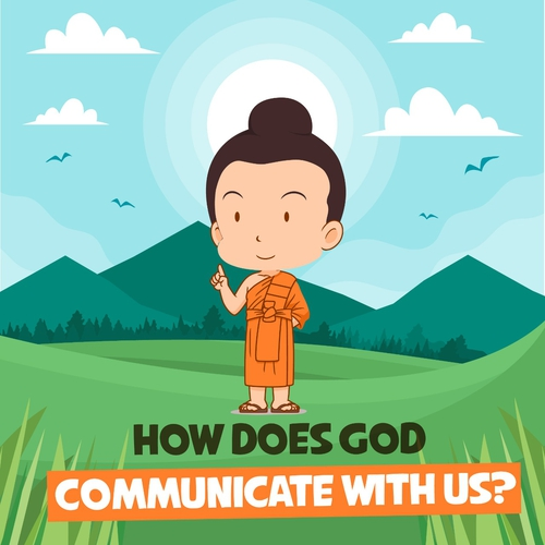 How Does God Communicate With Us?