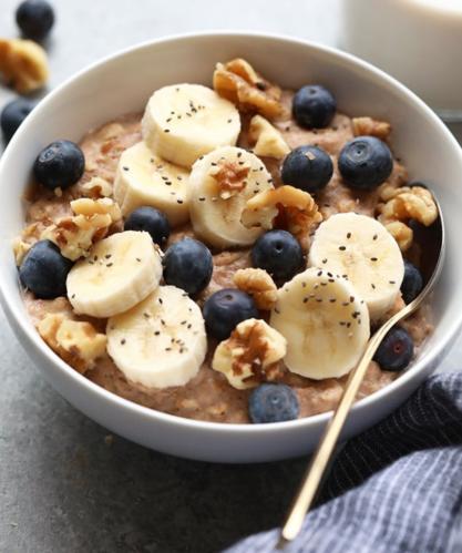 5-Minute Healthy Oatmeal Recipe