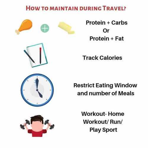 How to Maintain Fitness During Travel?