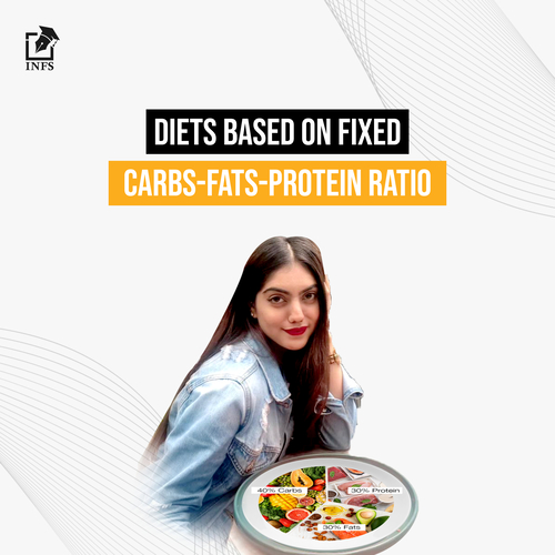 Diets based on Fixed Carbs, Fats, Protein Ratio