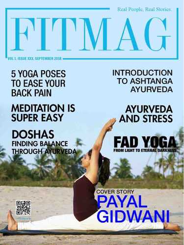 FITMAG September 2018 Issue - Download for FREE!