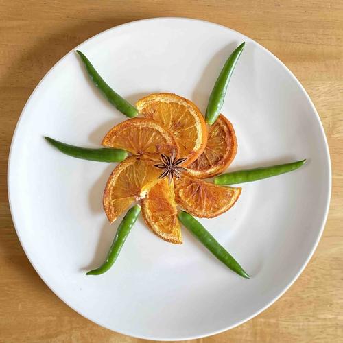 Orange Cinnamon Tandoori