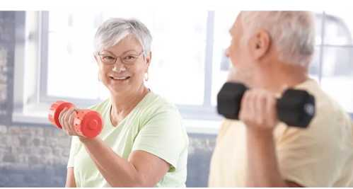 Is Age a Bar for Weight Training?