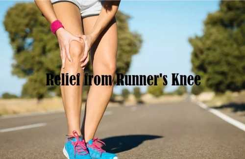 "Knee problems? Could be ""Runner's knee"