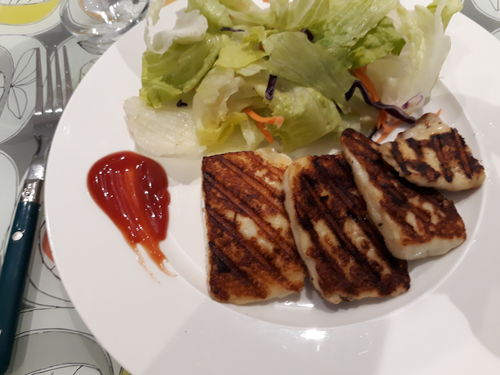 Grilled Halloumi (100 gms)