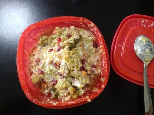 Quinoa Raita Receipe