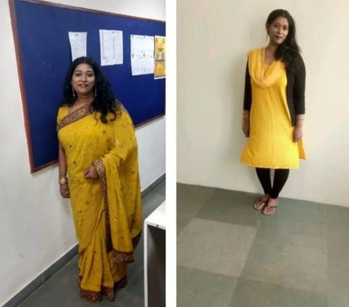 An epic journey from 105kg to 65kg. This is how Dr. Ghazala won her fat loss battle.