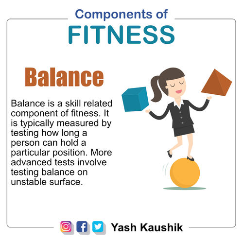 Components of FITNESS 🏋️‍