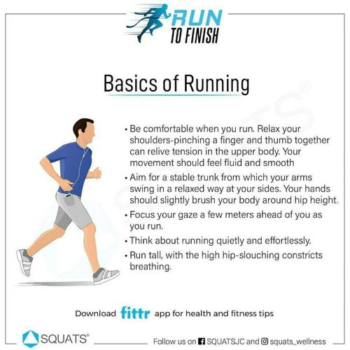 Basics of Running