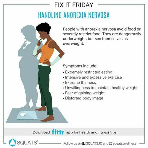 Handling Anorexia Nervosa