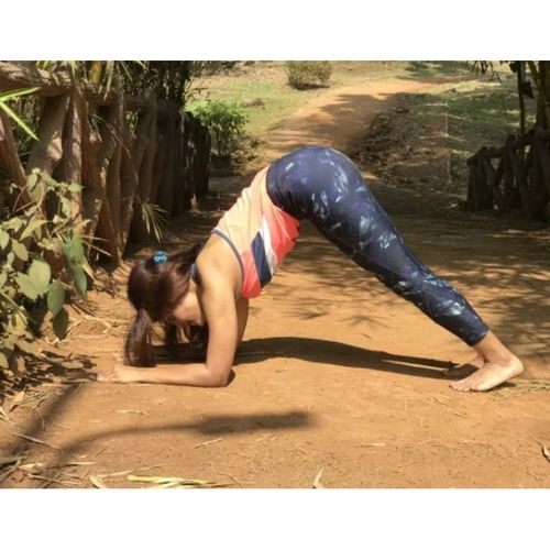Yoga with Dr. Prajakta – Dolphin Plank