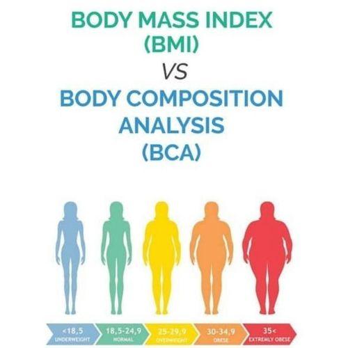 BMI VS BCA