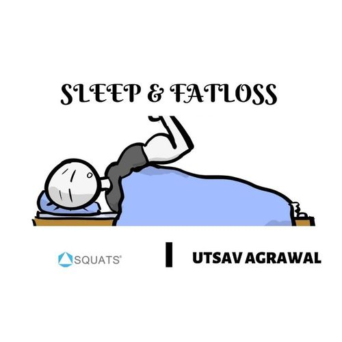 sleep and fat loss