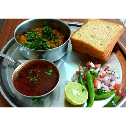 Jhanjanit Misal - Diet Anusar
