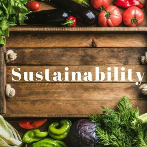 SUSTAINABILITY IS THE KEY