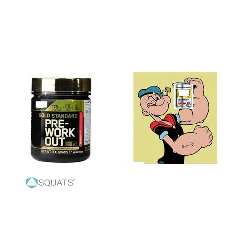 """THE PREWORKOUT SUPPLEMENT"" Hype!"