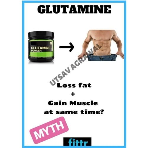 Myth busting : Glutamine necessary for muscle retention/growth