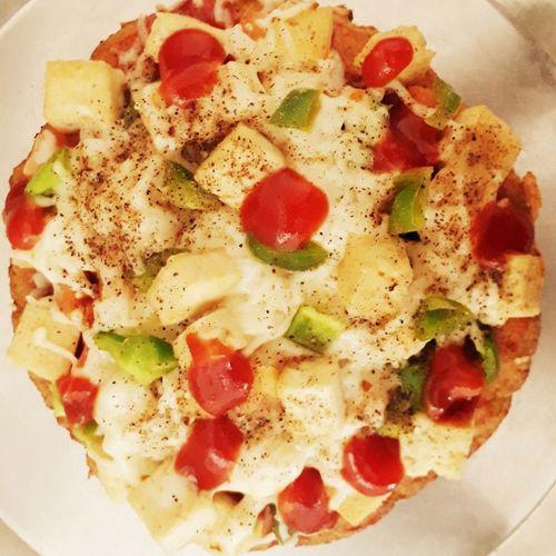 Pan Pizzaaaaaaaaa 🍕💟💯😁