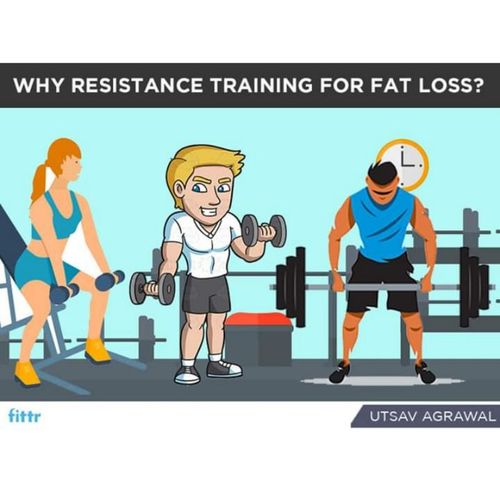 why weight training for weight loss ?