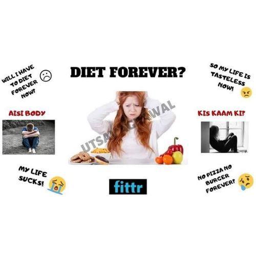 Diet forever