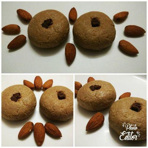 Chocolate Sandesh
