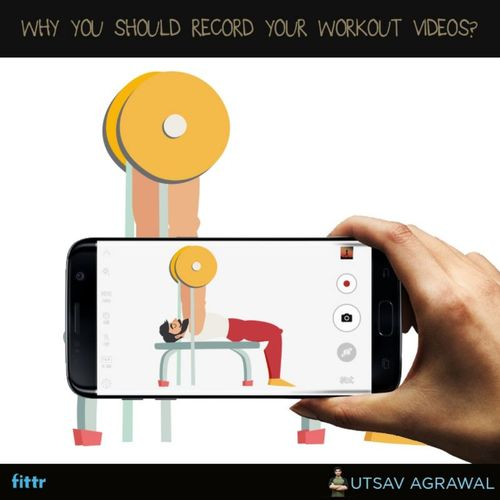 why you should record your workout videos?