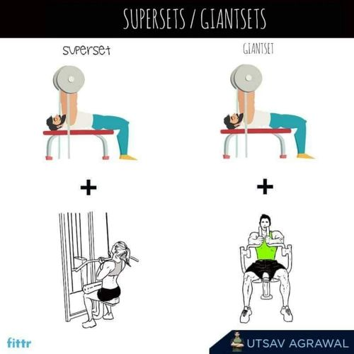 supersets /giantsets