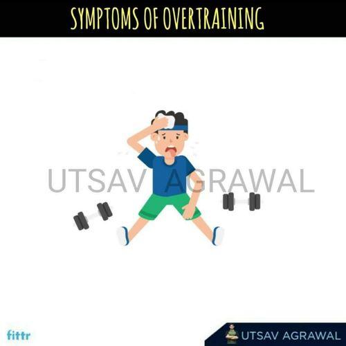 symptoms of overtraining