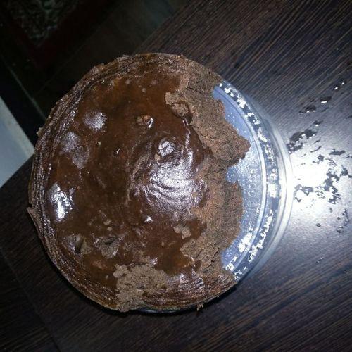 soya flour cAke