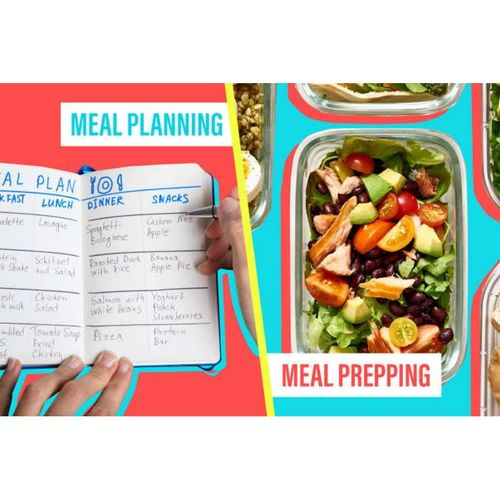 Diet planning and making it easier to follow