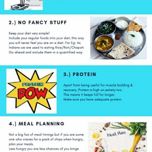 5 Smart hacks to plan your Calorie Deficit diet!